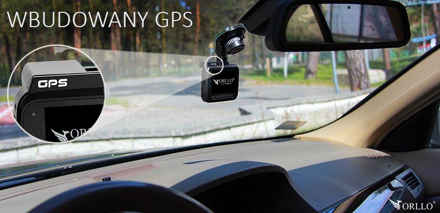 kamera samochodowa z GPS