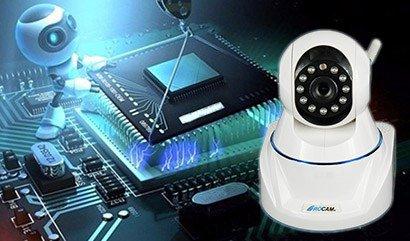 kamera bezprzewodowa IP wysoka jakość obrazu