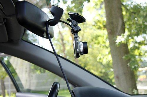 kamera samochodowa przednia + tylna