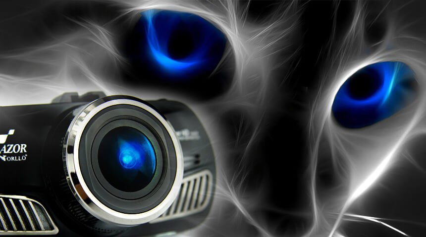 Najlepszy tryb nocny w wideorejestratorze