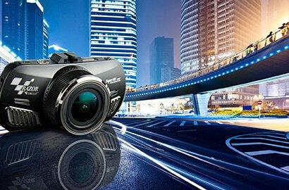 najlepsza jakość nagrań nocnych w kamerze samochodowej
