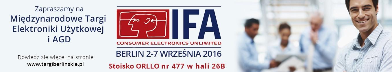 Targi IFA w Berlinie