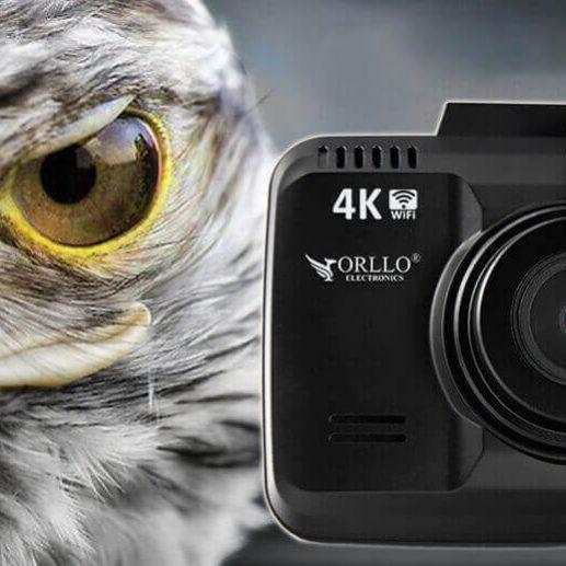 Kamera samochodowa  Dual Przód Tył Full HD kamera cofania i 4K Opinie Recenzje Ranking Opinie 2019