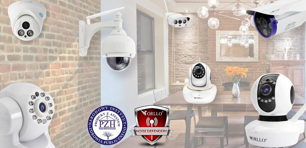 Kamerka IP Wifi bezprzewodowa Monitoring domu mieszkania Kamera cyfrowa czy analogowa do mieszkania Opinie testy Forum Ranking