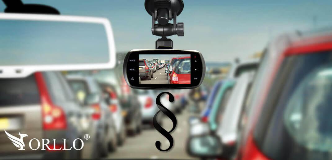 Kamera samochodowa czy jest legalna?