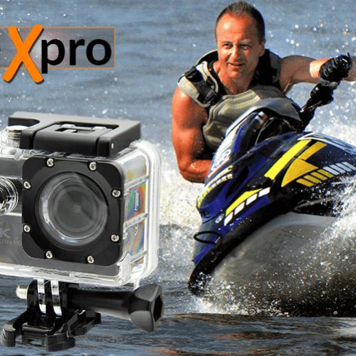 Kamera Sportowa 4K Full HD Wifi Sony ORLLO XPRO test Yamaha Ranking 2018