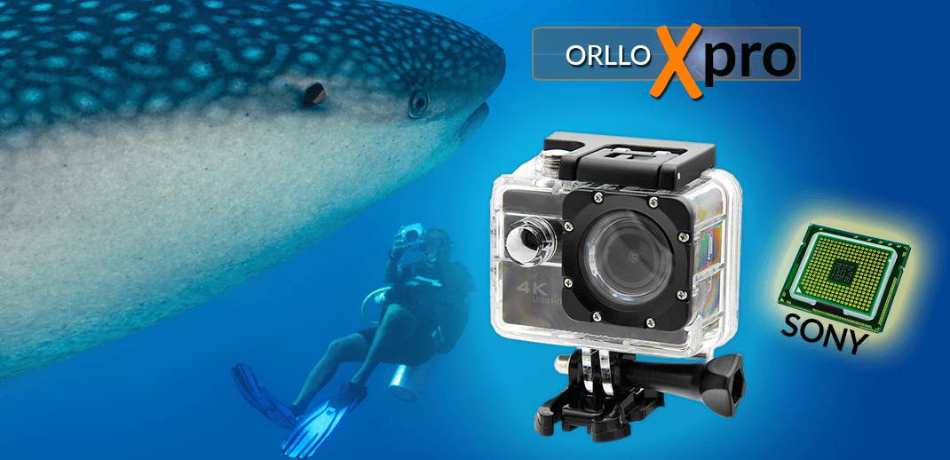 Kamera Sportowa przetwornik Sony ORLLO XPRO Ranking 2018