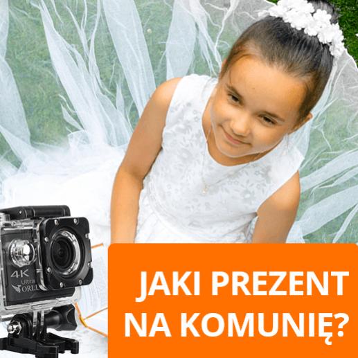 Pomysł na Prezent na Komunię 2020? ⚡ 78% Polskich Dzieci ⚡ tego oczekuje - sprawdź najnowszy trend! ⤴