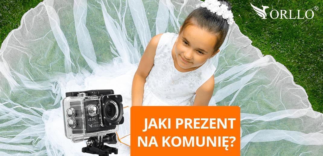 Pomysł na Prezent na Komunię 2021? ⚡ 87% Polskich Dzieci ⚡ tego oczekuje - sprawdź najnowszy trend! ⤴