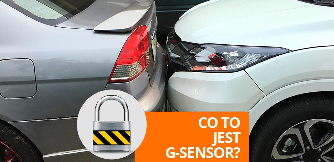⚡G-sensor 3D⚡ w Kamerach Samochodowych➡ Co to jest?