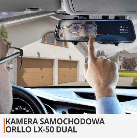 kamera samochodowa lusterko fabryczne orllo.pl