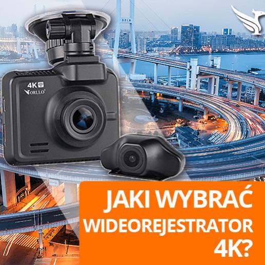 Kamera samochodowa przód tył 4K Dual z Gps z Wifi z kamerą cofania  Opinie Forum Ranking