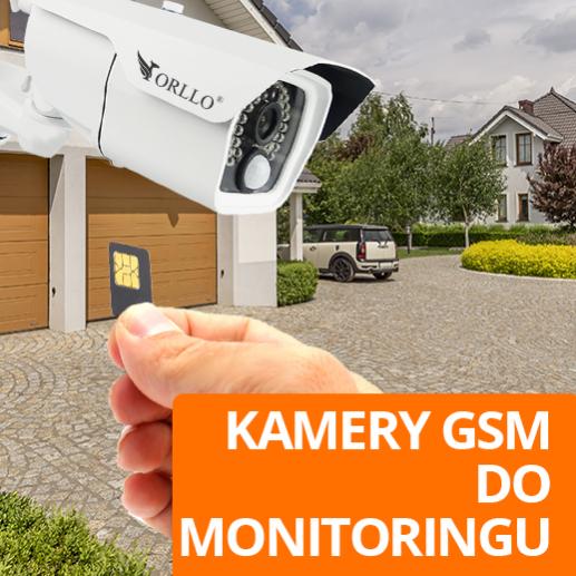 Najlepsze Kamery z chmurą za darmo Kamery Gsm IP Wifi do monitoringu domu mieszkania z zapisem rejestracją w chmurze