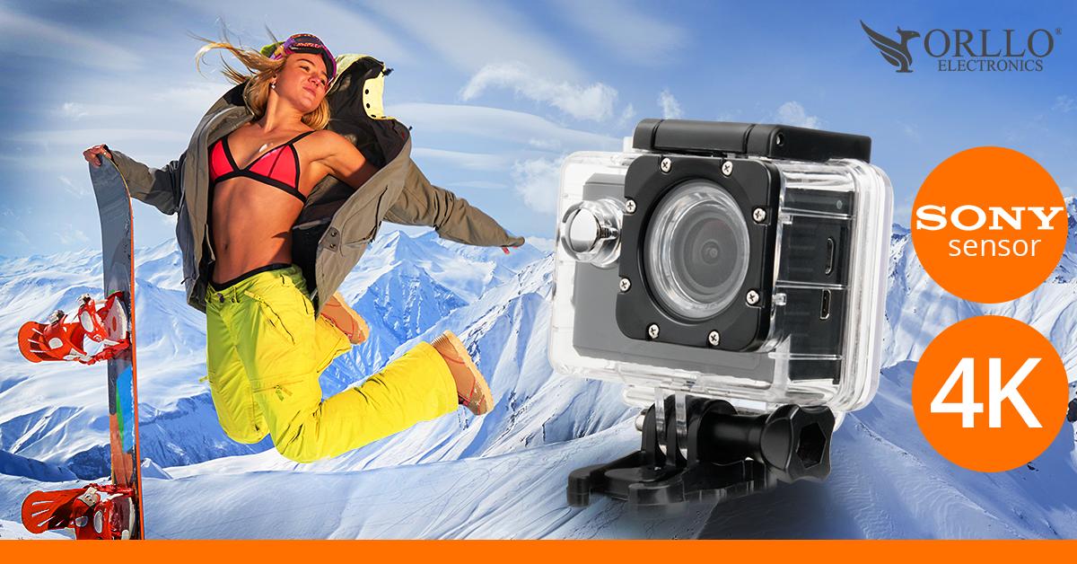 top kamery sportowe narty snowboard orllo.pl