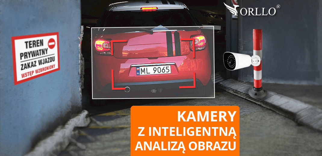 Monitoring Nowości ORLLO Kamery IP do monitoringu z inteligentną analizą obrazu Jaką Kamerę wybrać jaką kupić ?