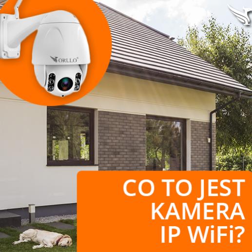 Kamera IP WiFi. Monitoring, który zrobisz sam niewielkim kosztem!