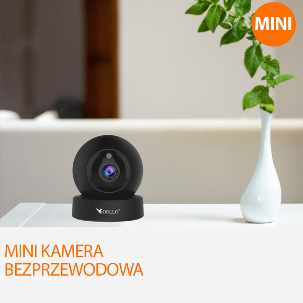 kamera domowa ip wifi orllo