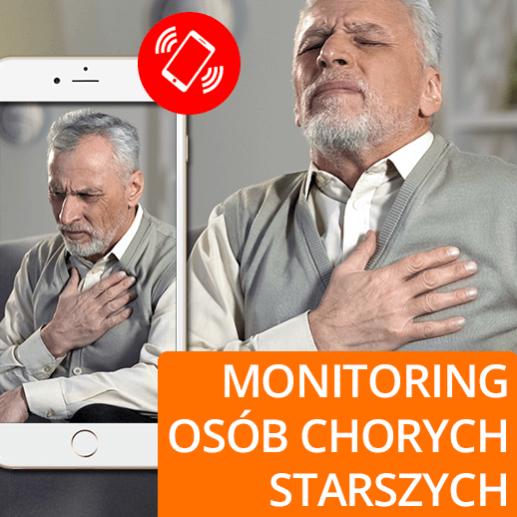 Jak otoczyć opieką osoby starsze chore, które są same w domu? Kamera do podglądu osób starszych Ci pomoże!