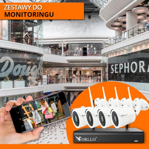 zestaw do monitoringu sklepu orllo.pl