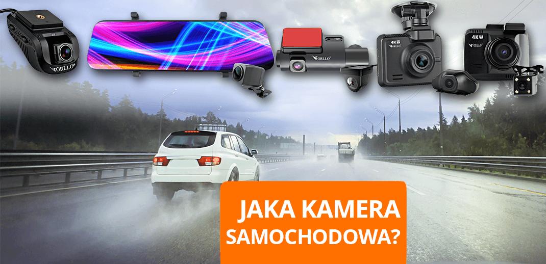 Kamery Samochodowe Dual 4K Full HD GSM RANKING