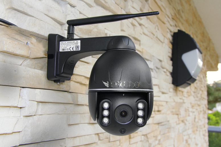 AI kamera inteligentna do monitoringu orllo.pl