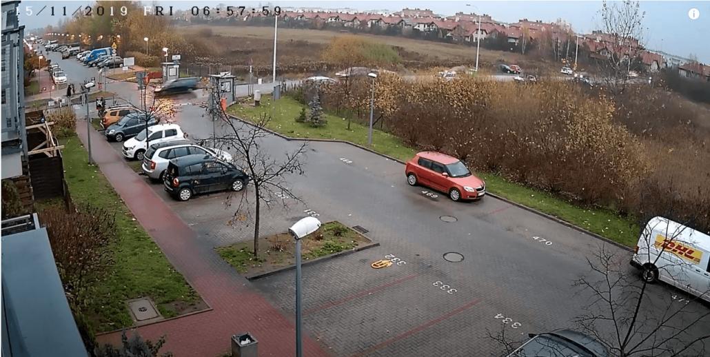 montaż kamery wokół domu orllo.pl