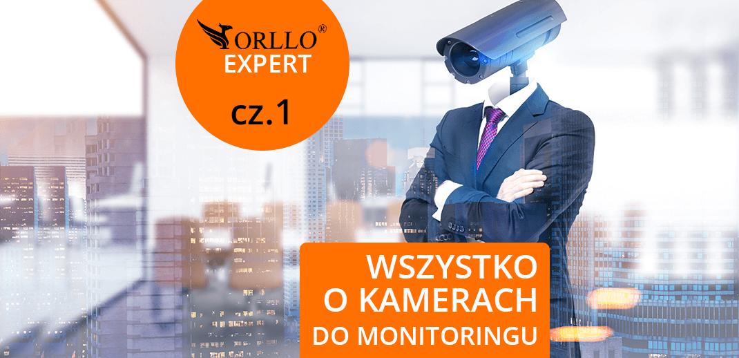 Kamery do monitoringu - Najczęściej Zadawane Pytania cz.1