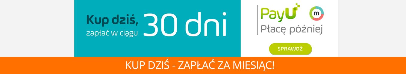 Kup teraz zapłać za 30 dni w sklepie orllo.pl