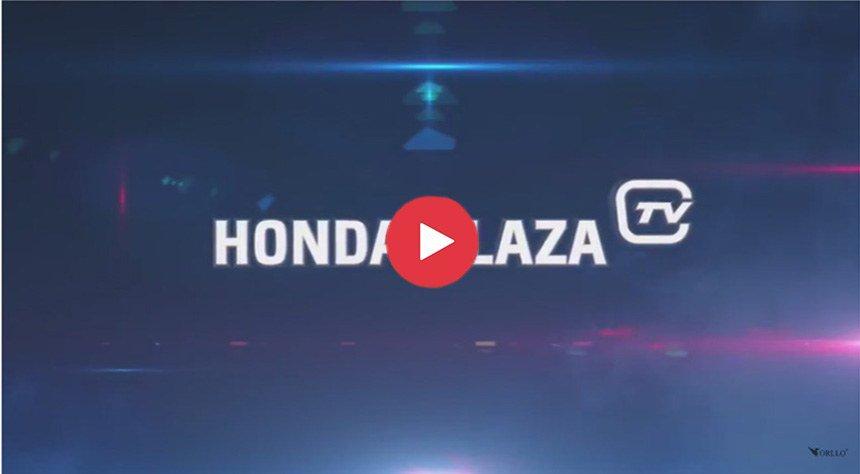 Współpraca Orllo z Honda Plaza film