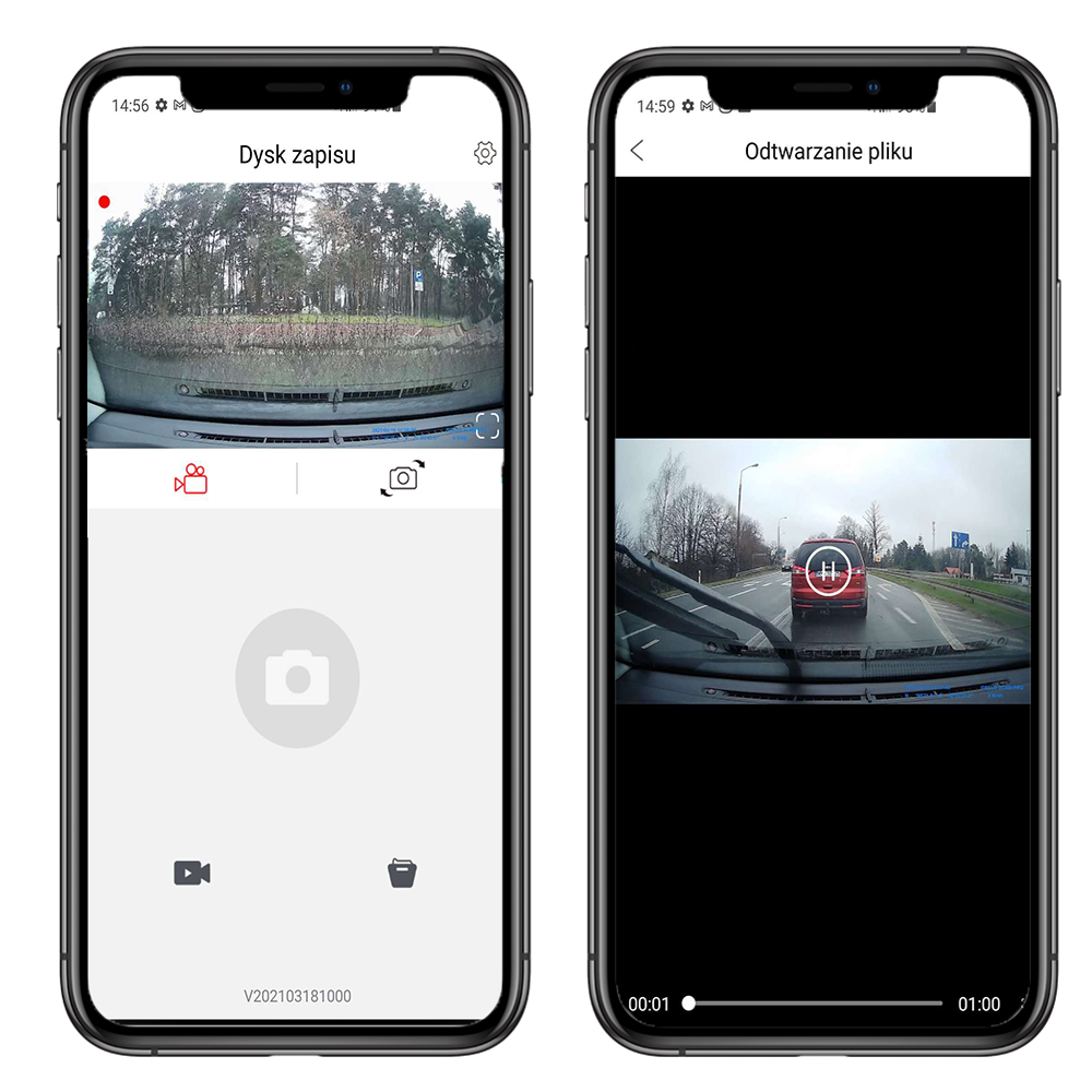 kamera polska aplikacja na telefon orllo.pl