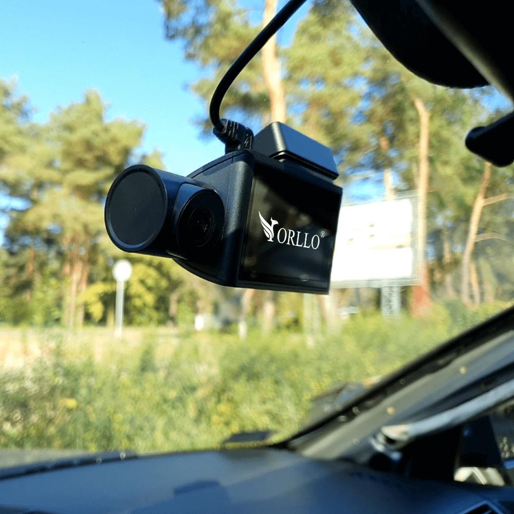 niewielkie rozmiary kamera samochodowa orllo.pl