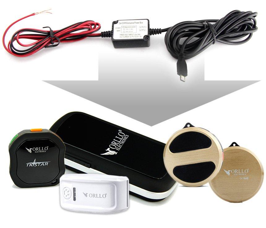 lokalizatory GPS, do których pasuje adapter USB