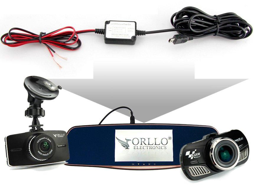 kamery samochodowe, do których pasuje adapter USB