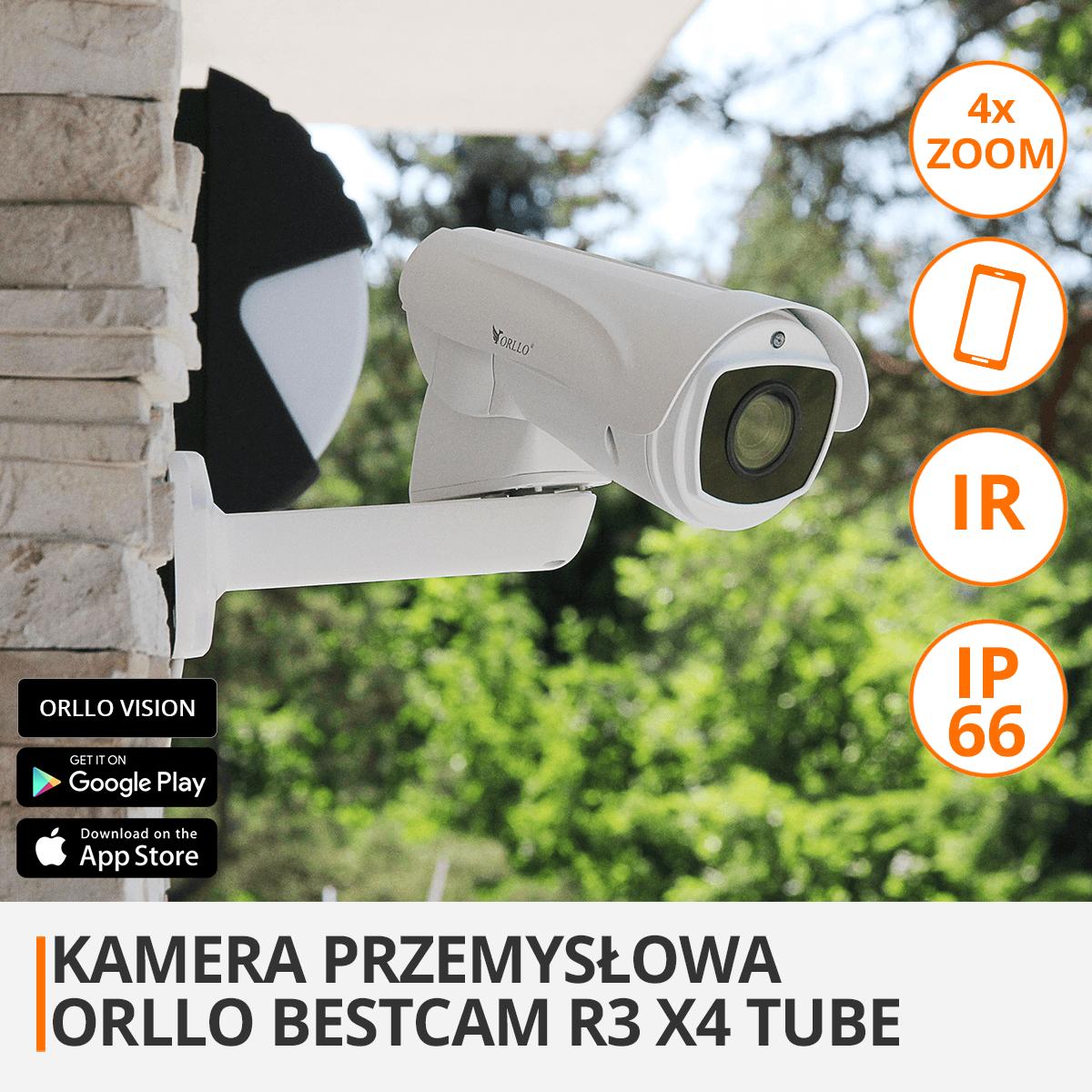 kamera zewnetrzna poe obrotowa zoom funkcje orllo.pl