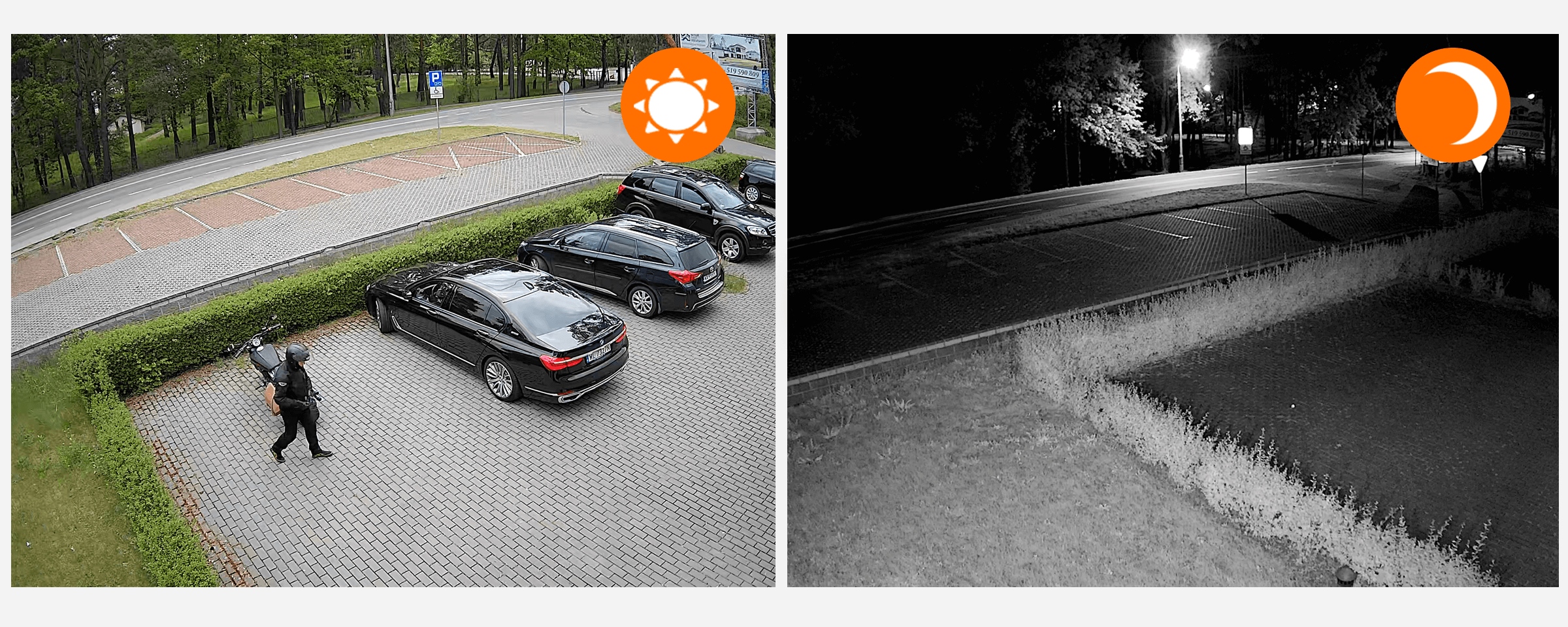 kamera domowa z alarmem na telefon po wykryciu ruchu orllo.pl