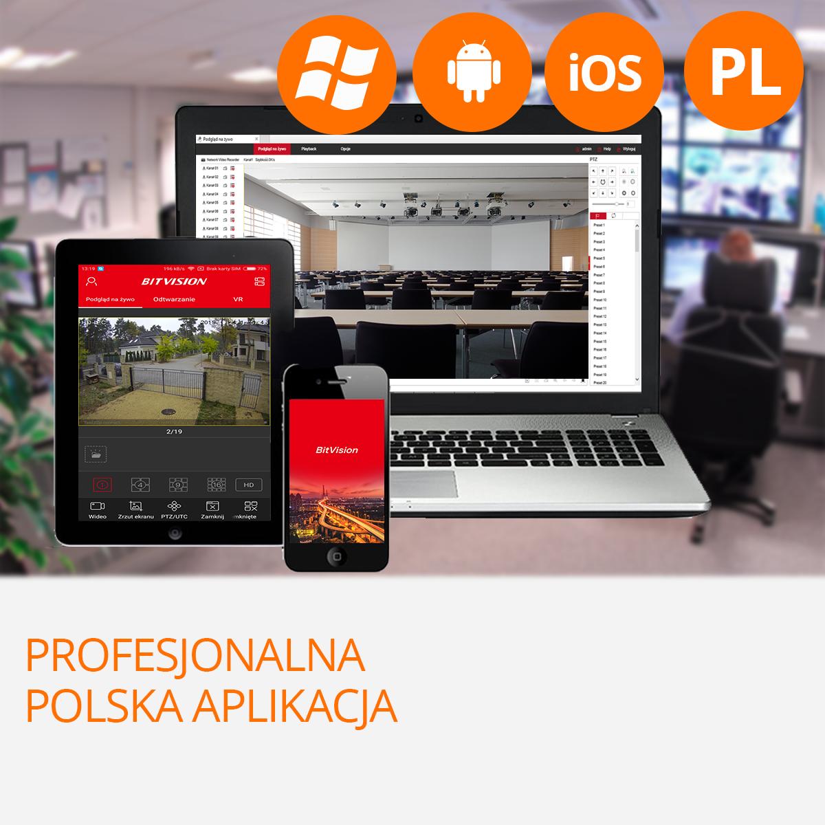 kamera do monitoringu polska aplikacja app orllo.pl