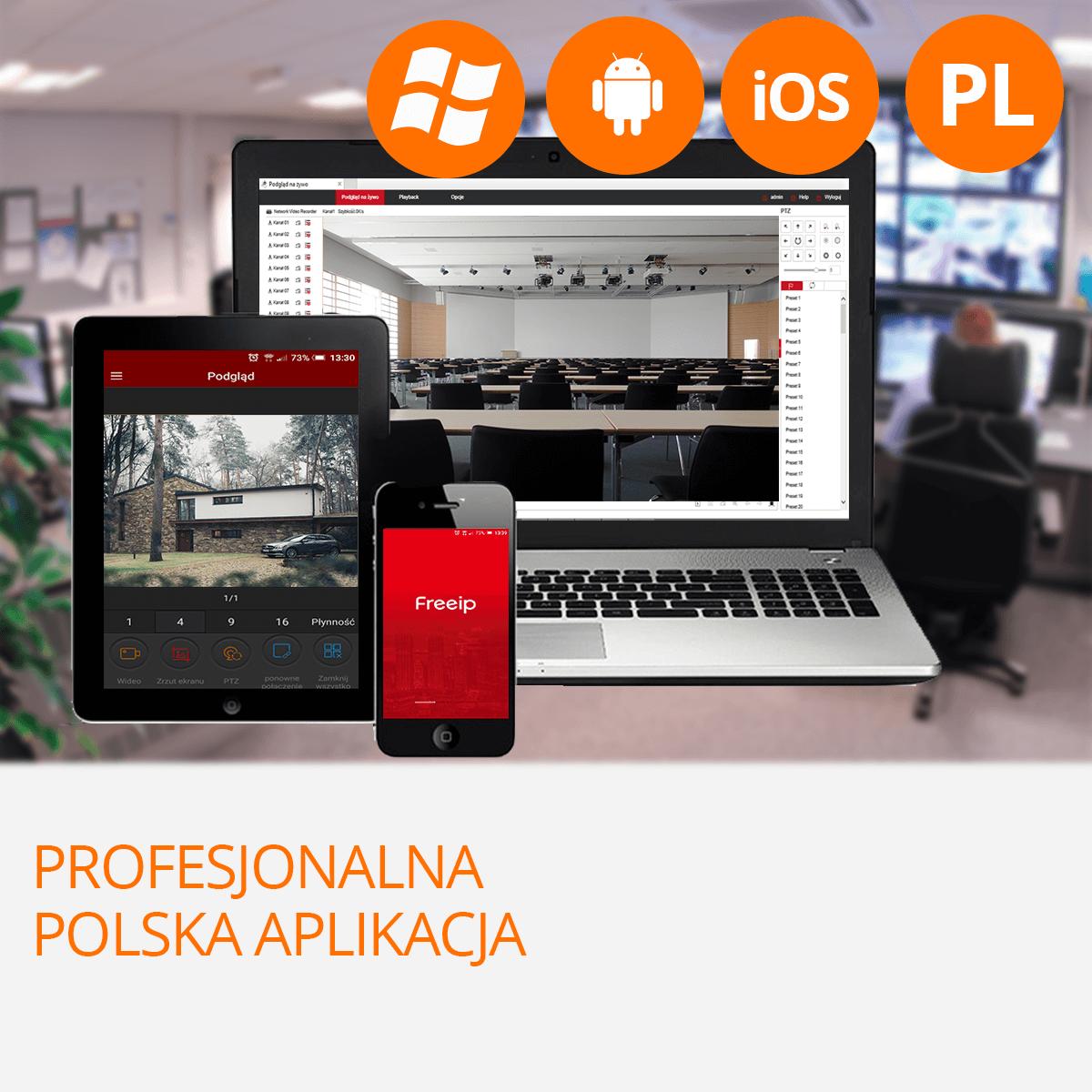 kamera polska darmowa aplikacja orllo.pl