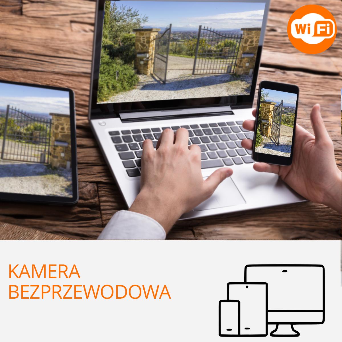 kamera bezprzewodowa mini camset c4 orllo.pl