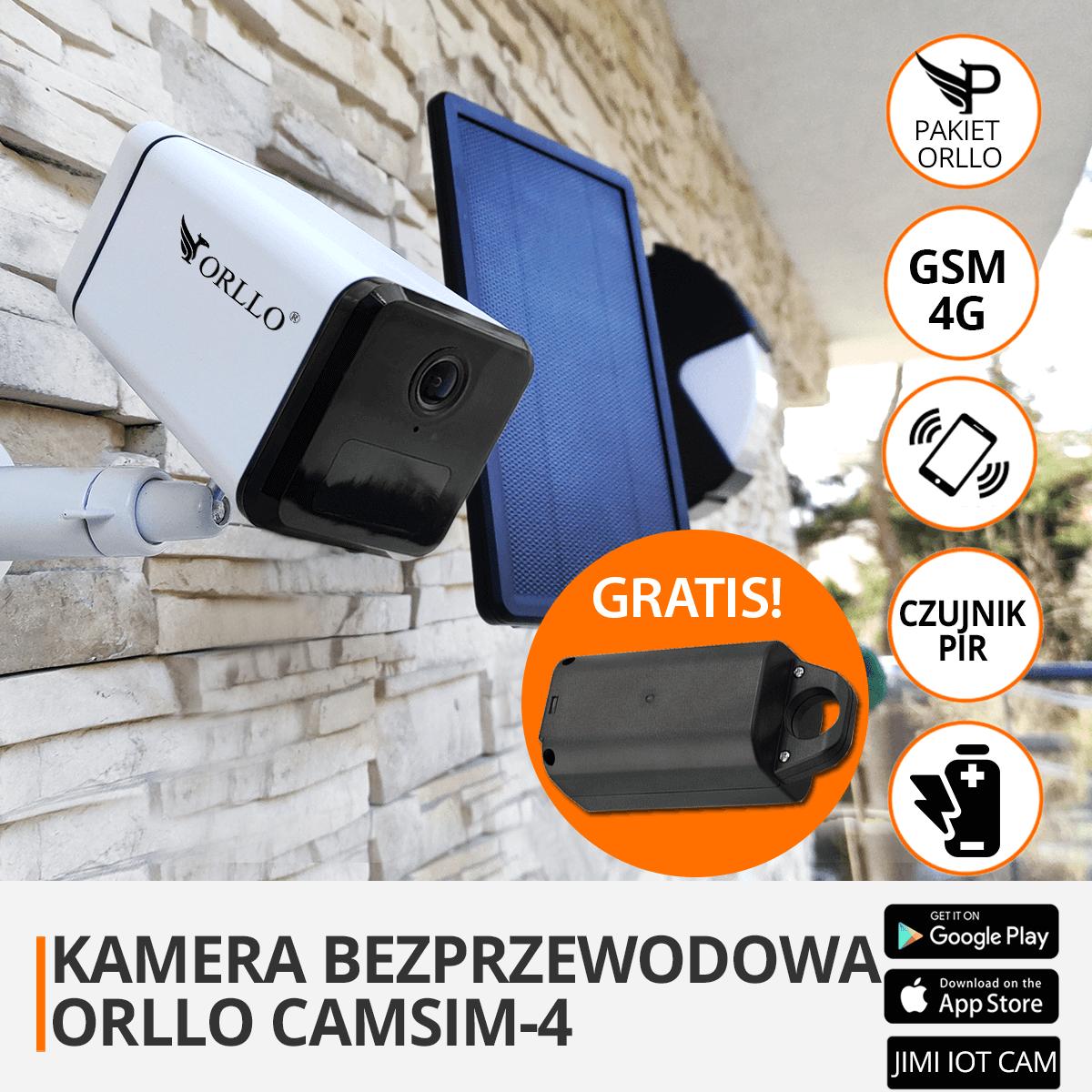 kamera bezprzewodowa domowa na baterie funkcje orllo.pl
