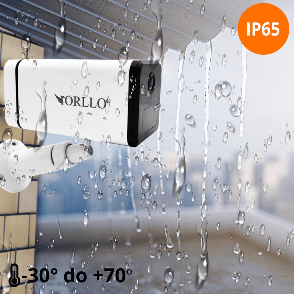 kamera zewnetrzna wodoszczelnosc ip65  orllo.pl