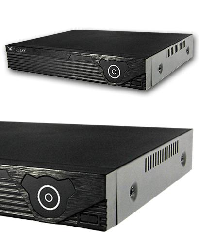 rejestrator NVR 4-kanałowy orllo.pl