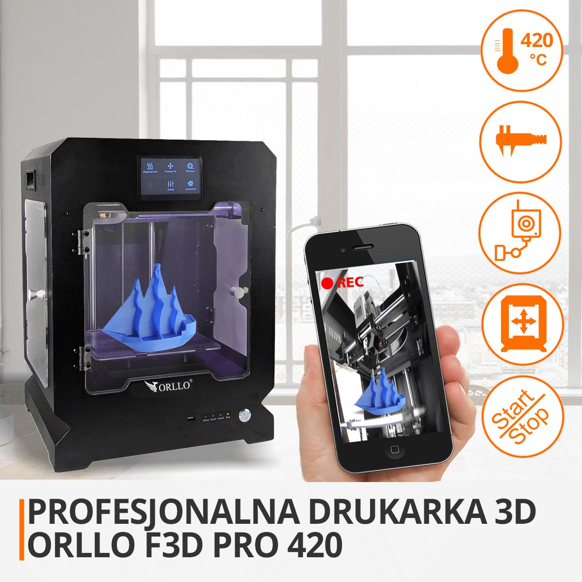 drukarka3d do zastosowania profesjonalnego orllo-pl