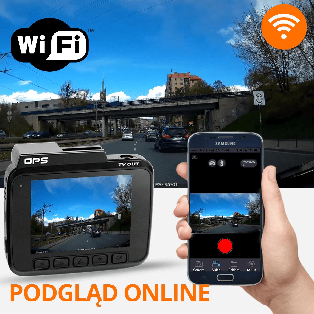 kamera samochodowa wifi orllo.pl