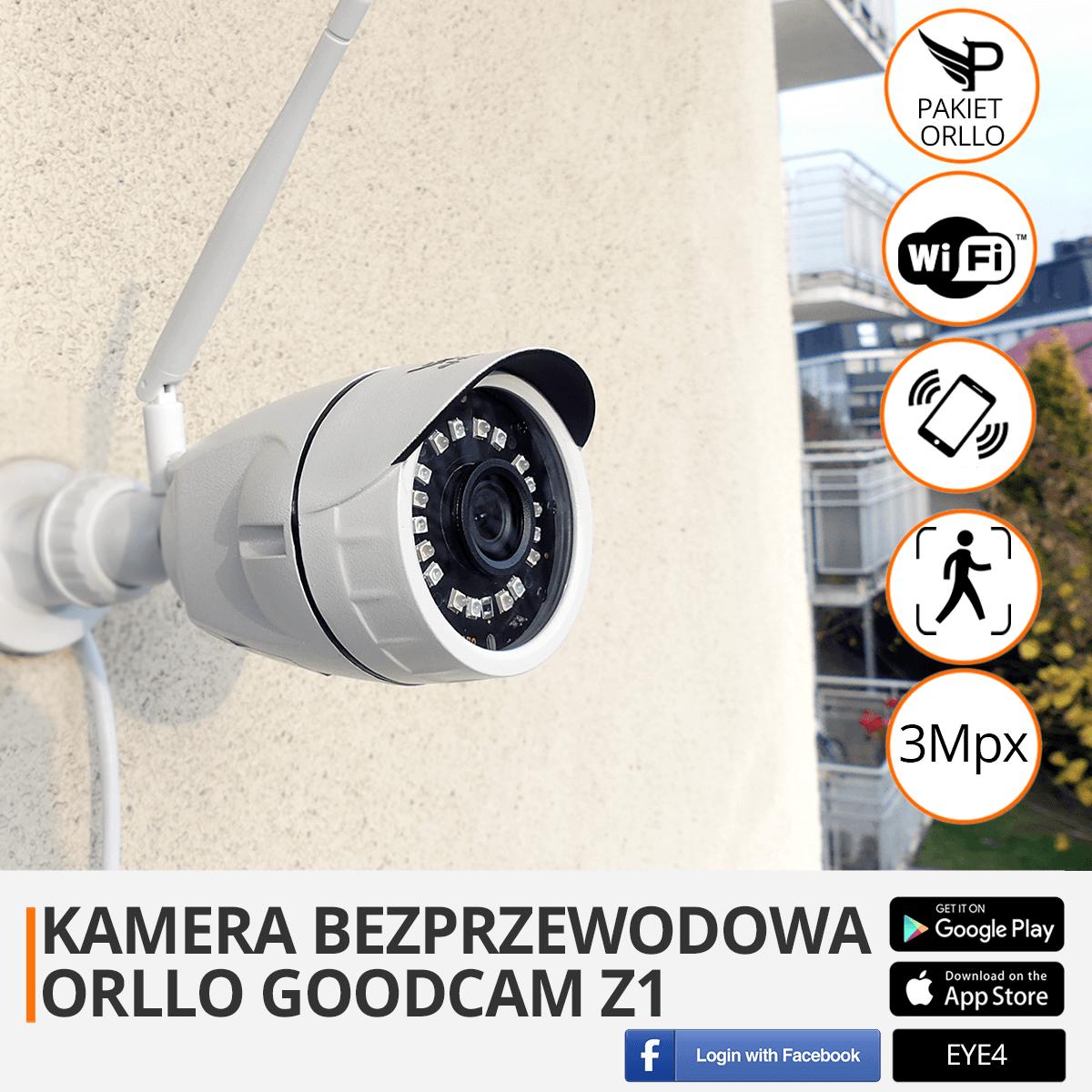 kamera zewnetrzna orllo.pl