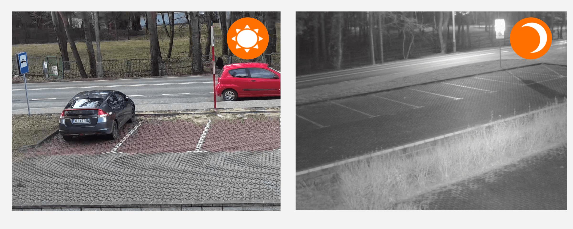 Kamera na podczerwień orllo.pl