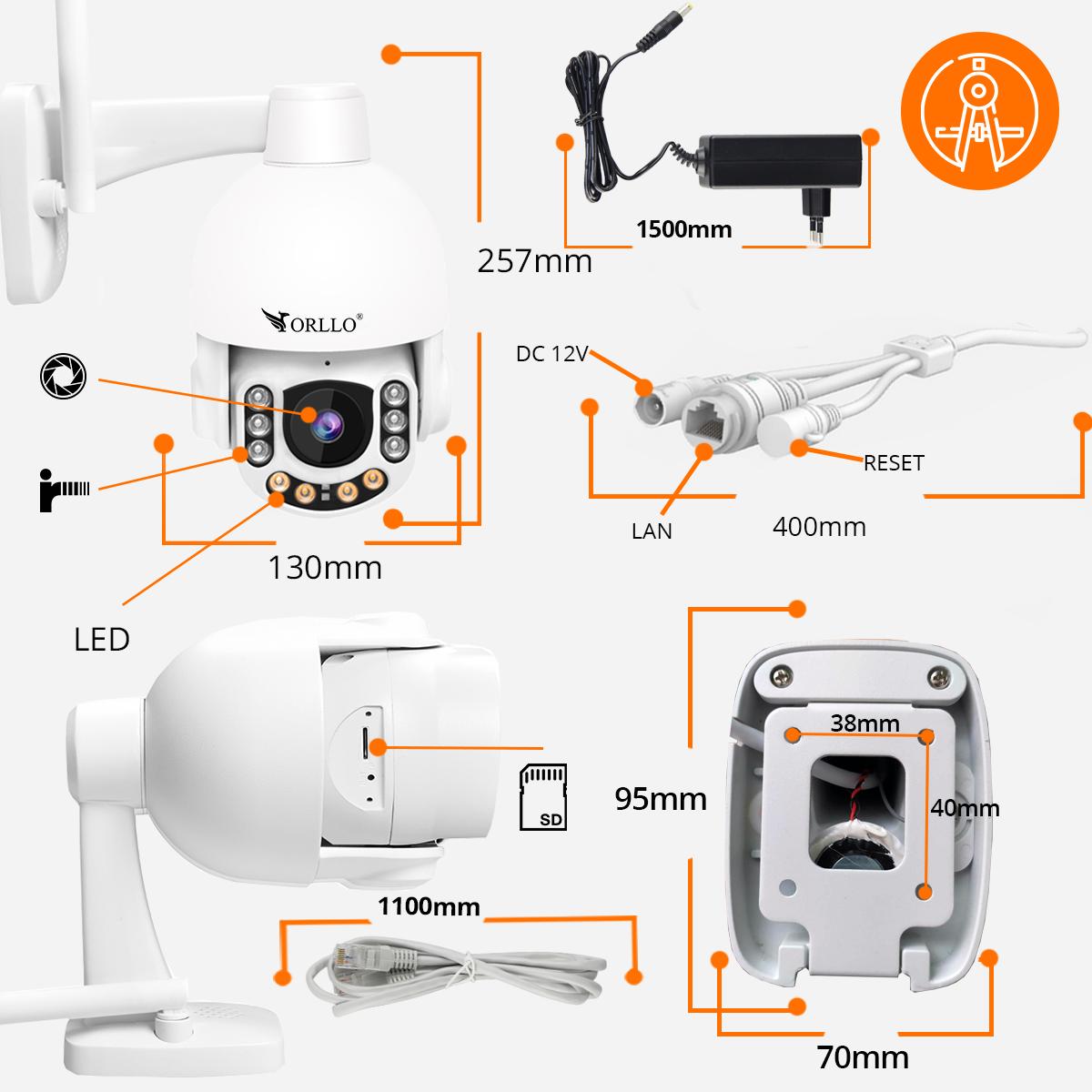 kamera-bezprzewodowa specyfikacja orllo.pl
