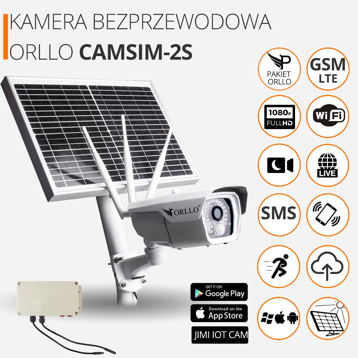 kamera solarna camsim 2 orllo.pl