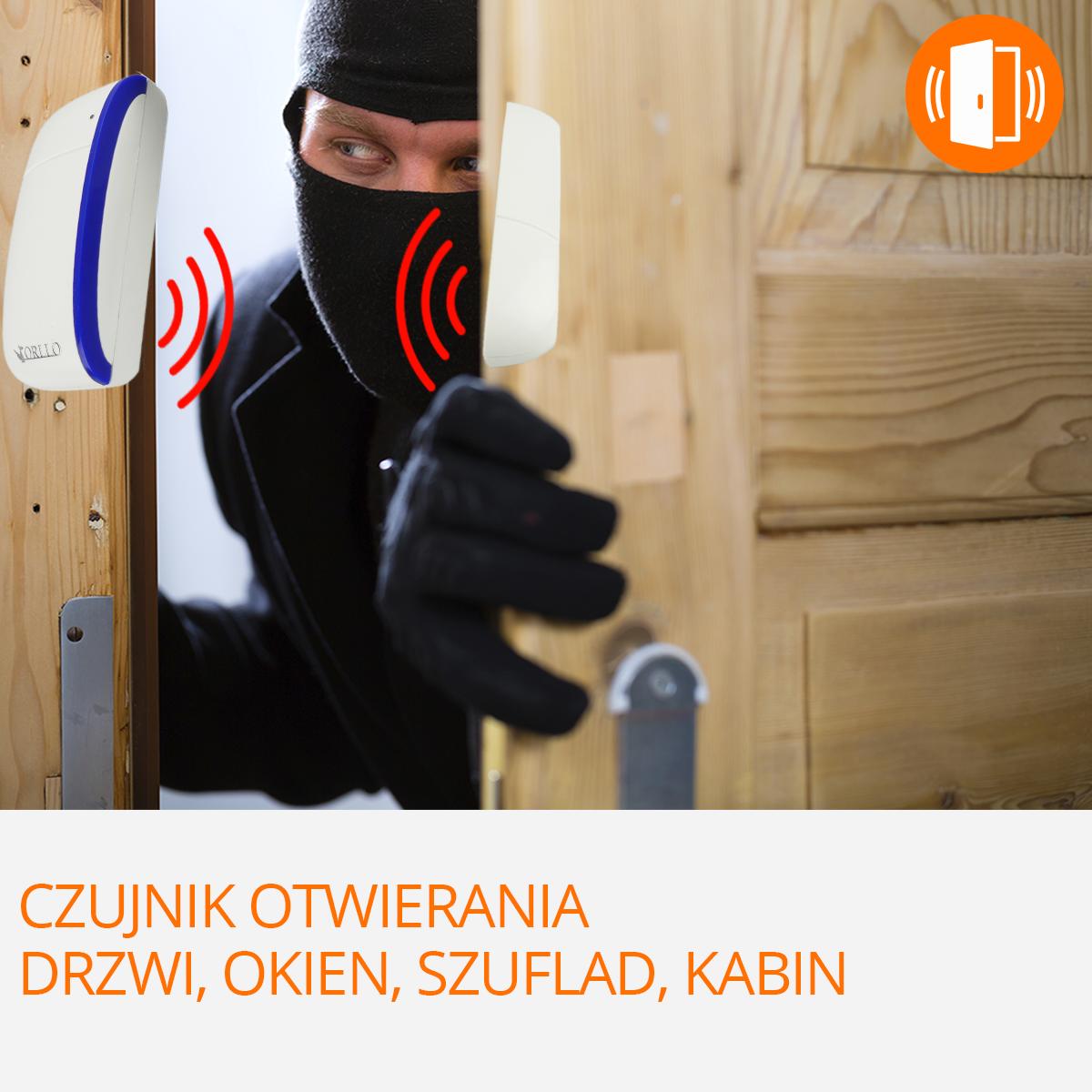 Centrala-alarmowa-czujnik-otwierania-drzwi-orllo-pl
