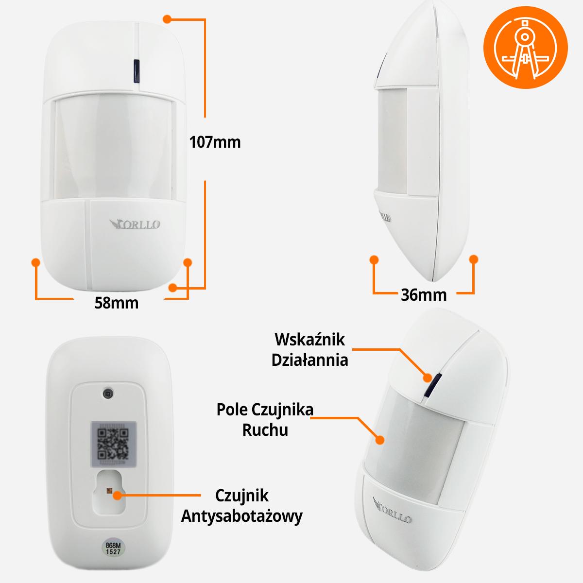 Specyfikacja-centrala-alarmowa-i-care-czujnik-ruchu