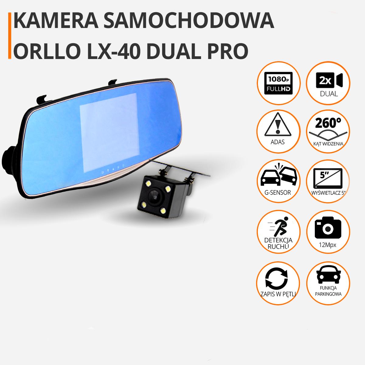 Kamera-samochodowa-LX40DUAL-funkcje-orllo-pl